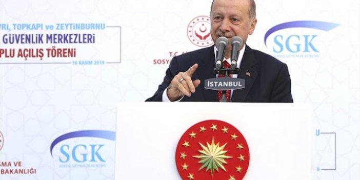 """Recep Tayyip Erdoğan: """"Suriyeli sığınmacıları göndermeyeceğiz"""""""