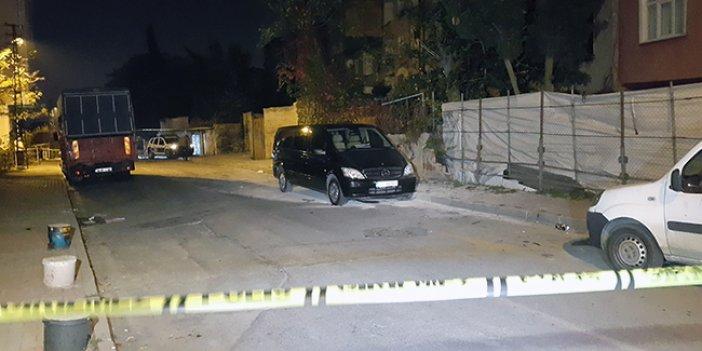 İstanbul'da park halindeki minibüse EYP atıldı