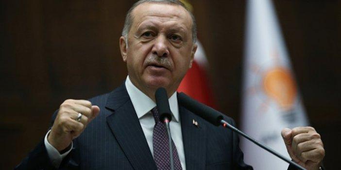 Cumhurbaşkanı Erdoğan'dan işsizlik itirafı