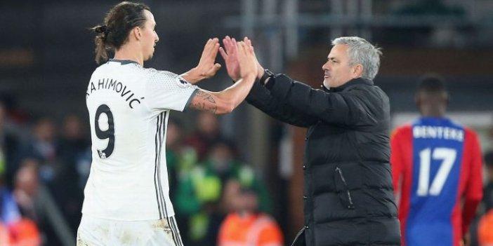 Mourinho, Ibrahimovic'i Tottenham'a mı getiriyor?
