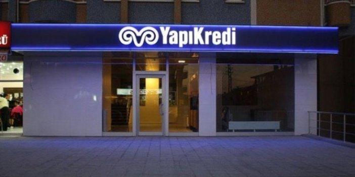 Yapı Kredi'de toplu işten çıkarmalar
