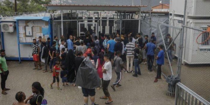 Yunanistan mülteci zulmüne devam ediyor!