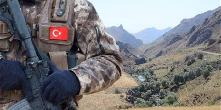 Şehit cenazelerini kaçıran PKK'lı terörist yakalandı!