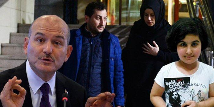 Soylu'dan Rabia Naz'ın babası Şaban Vatan'a tepki