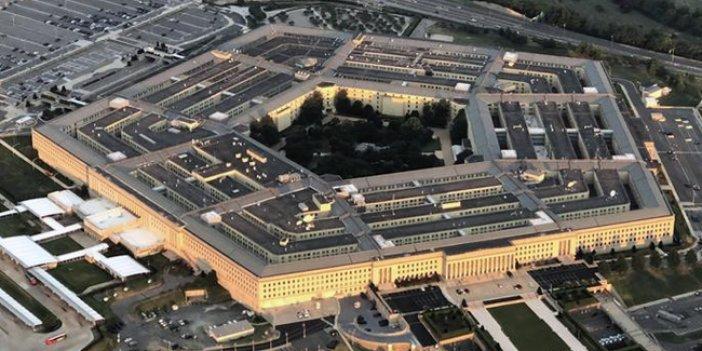 Pentagon'dan 'asker çekme iddiası'na jet yalanlama