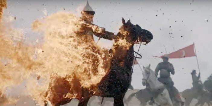 Araplardan Osmanlı karşıtı dizi: Ateş Krallıkları