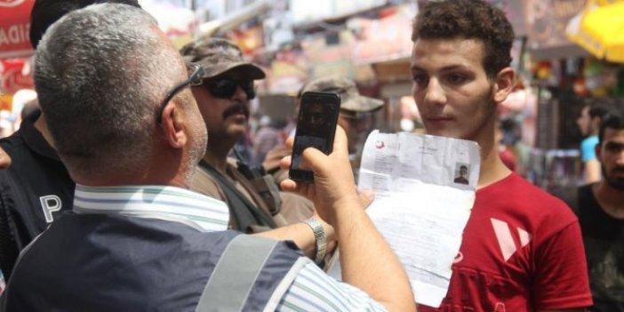 Suriyelilerin denetiminde skandal düzenleme