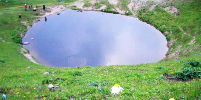 Dipsiz Göl ile ilgil yeni gelişme
