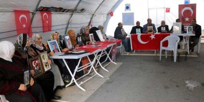Diyarbakır'daki evlat nöbeti 82. gününde
