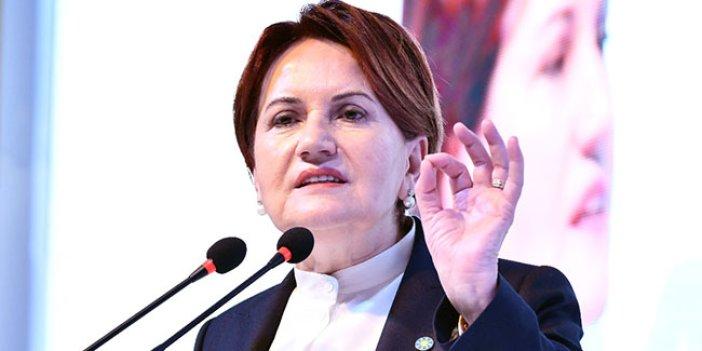 Meral Akşener: Haftada bir tutuklanmam söz konusu oldu