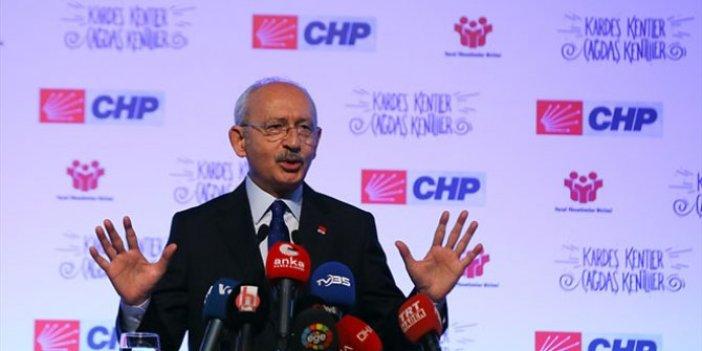 """Kemal Kılıçdaroğlu: """"CHP'ye ciddi kumpaslar kuruluyor"""""""
