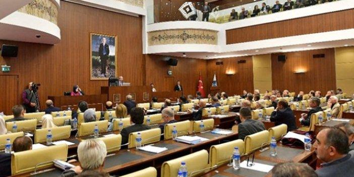 Ankara Büyükşehir Belediyesi'nin bütçesi kabul edildi