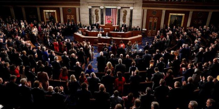 ABD'de Kongre üyelerinden Batı Şeria tepkisi!