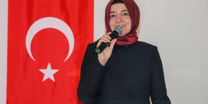 AKP'li Kaya: Her açıdan özgür bir Türkiye var