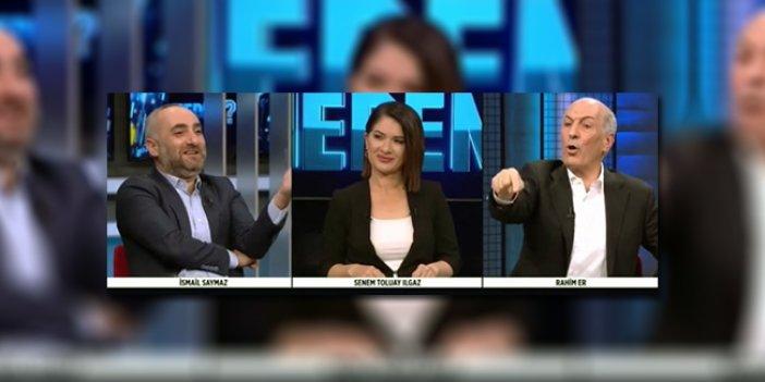 """Canlı yayında """"AKP iktidarına destek"""" tartışması"""