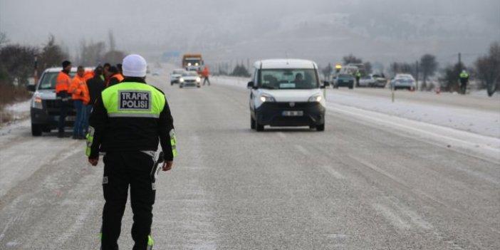 2020 yılı trafik cezaları belli oldu