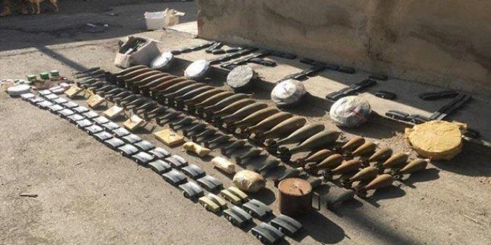 Rasulayn'da teröristlerin son kalıntıları temizlendi