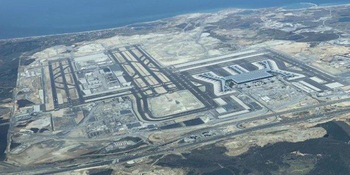 Yerli havalimanında cezalar Euro ile oluşturuldu