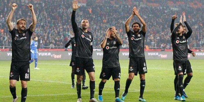 Beşiktaş'ta devre arası operasyonu