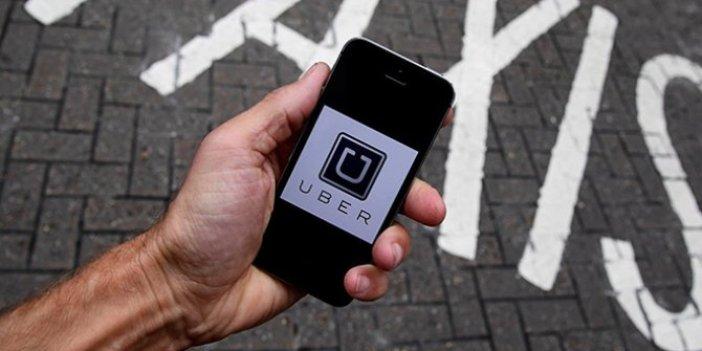 Uber'e Londra'da lisans şoku!
