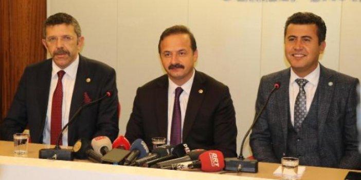 """Yavuz Ağıralioğlu: """"Erken seçim gündemimizde yok"""""""