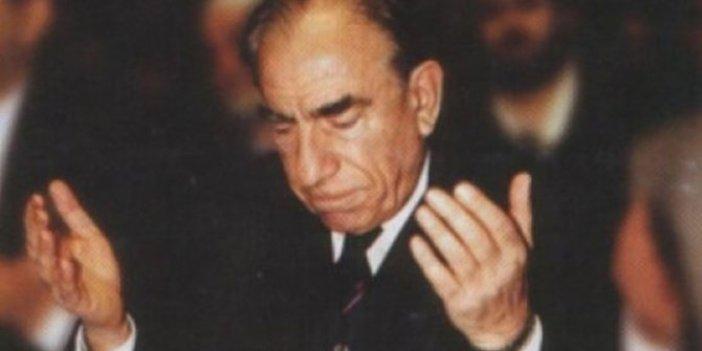 Alpaslan Türkeş kimdir? Nereli? hayatı ve sözleri...