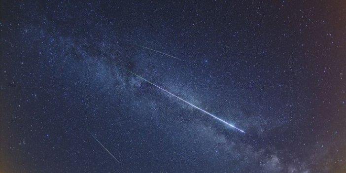 Dünya'ya düşen meteorlar yaşamın oluşumuna katkı sağlamış