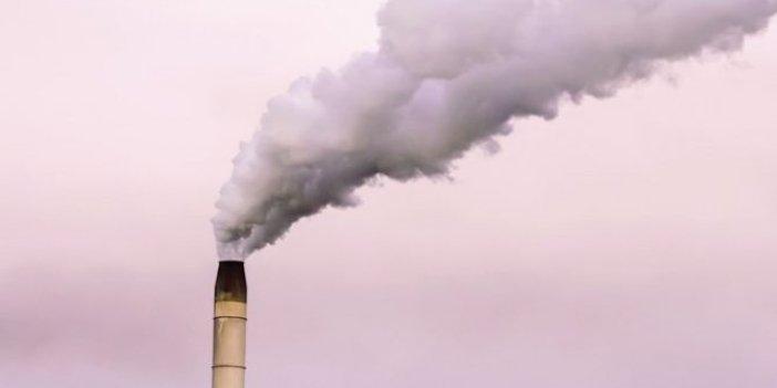 Sera gazı 2018'de rekor seviyeye ulaştı
