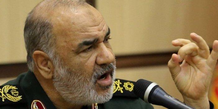 İran'dan 4 ülkeye: Yok ederiz!