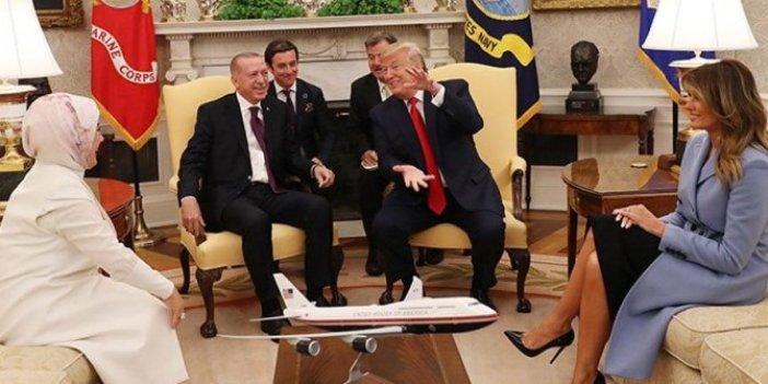 """""""Erdoğan'ın Halkbank endişesi Trump'ı harekete geçirdi"""""""