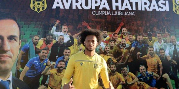 Arturo Mina: Attığım gol nizamiydi