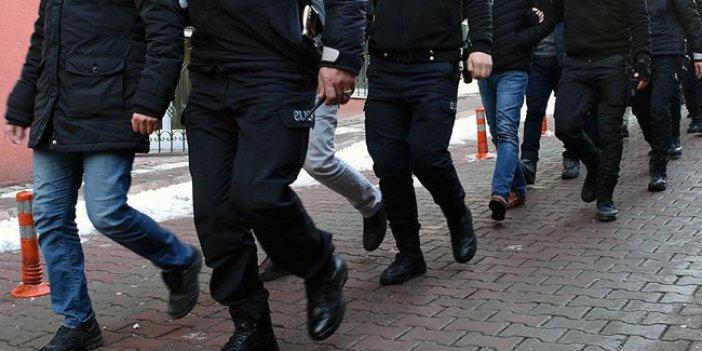 İstanbul merkezli 9 şehirde FETÖ operasyonu