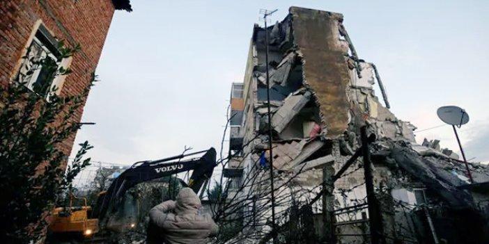 Arnavutluk'da deprem faciası: Çok sayıda ölü ve yaralı var