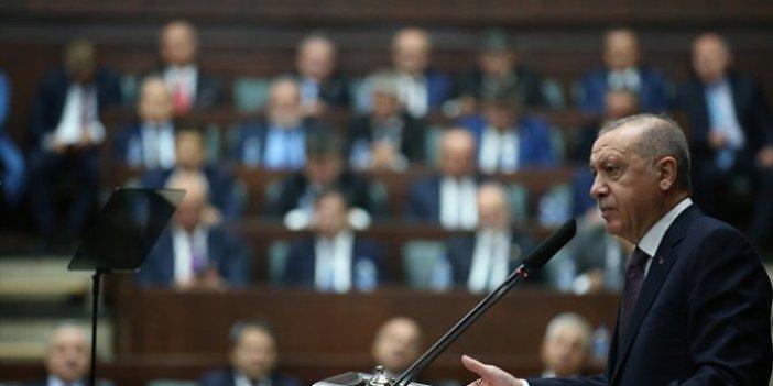"""Cumhurbaşkanı Erdoğan: """"CHP'nin başında kim olduğundan bize ne?"""""""