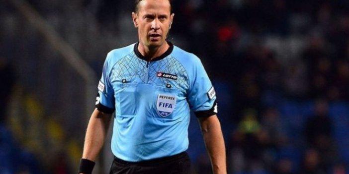 UEFA'dan Halis Özkahaya ile ilgili skandal karar