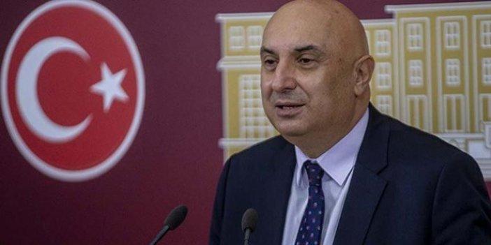 Engin Özkoç'tan iktidara Tank Palet Fabrikası tepkisi