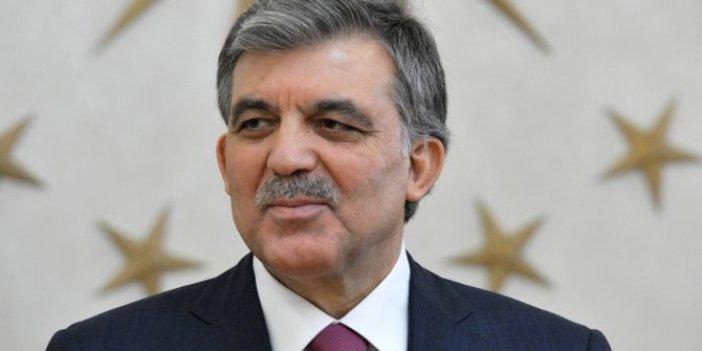 Abdullah Gül'den ikinci görüşme açıklamaları