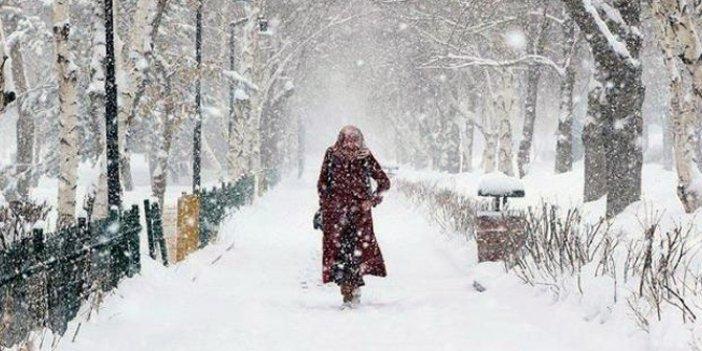 27 Kasım hava durumu | Meteoroloji'den fırtına ve kar uyarısı