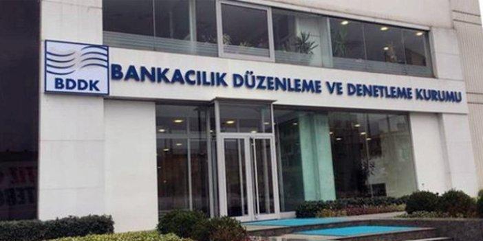 BDDK'dan iki yeni düzenleme
