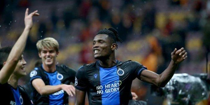 Galatasaray-Clup Brugge maçı Belçika basınında