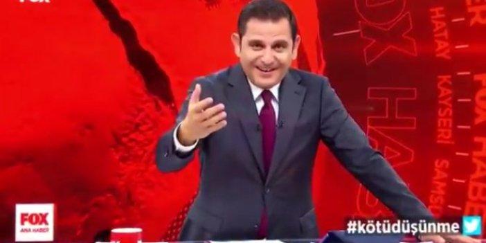 Fatih Portakal'ın Tayyip Erdoğan taklidi gündem oldu