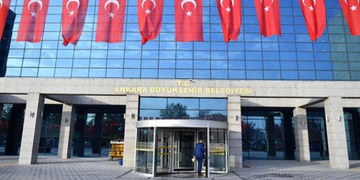 Ankara Büyükşehir Belediyesi'nden AKP'li Şahin'in iddialarına yanıt