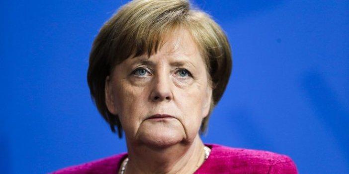 Angela Merkel: Türkiye ile görüşmeden olmaz