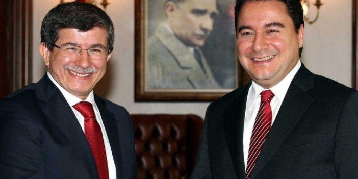 Son dakika: Anket sonuçları açıklandı! Davutoğlu ve Ali Babacan...