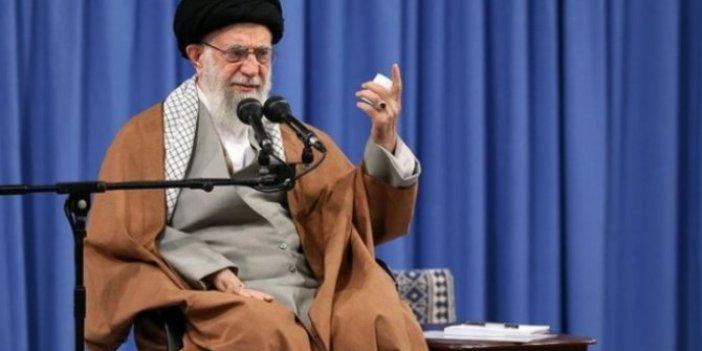 İran Dini Lideri Hamaney: Tehlikeli bir komplo