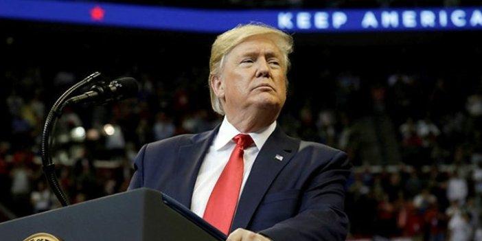 Trump onayladı! ABD'den Çin'e yaptırım