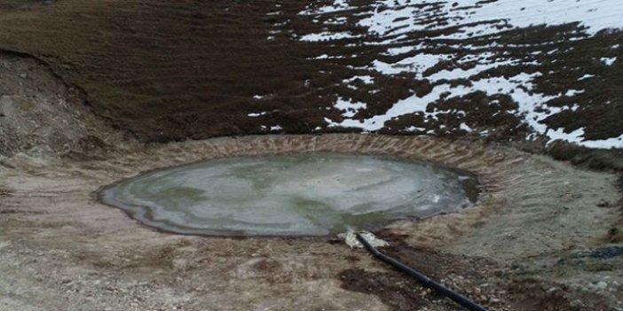 Çevre ve Şehircilik Bakanlığı'ndan Dipsiz Göl faciası sonrası yeni hamle