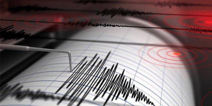 Arnavutluk'ta bir deprem daha!