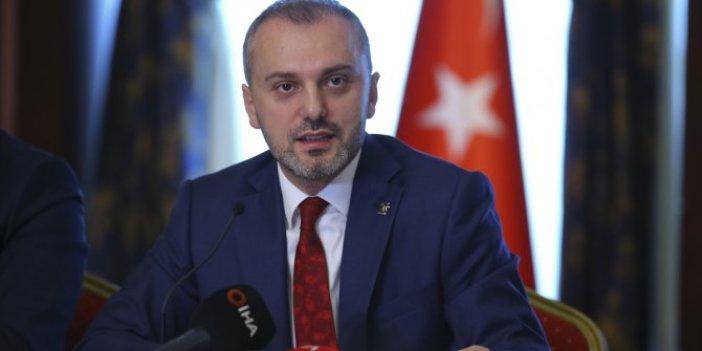AKP'li Erkan Kandemir, memurları da parti üyesi saydı!