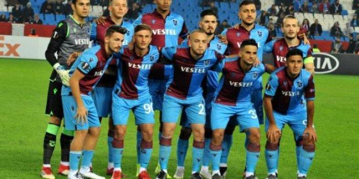 Trabzonspor - Getafe 0-1 (Maç özeti)